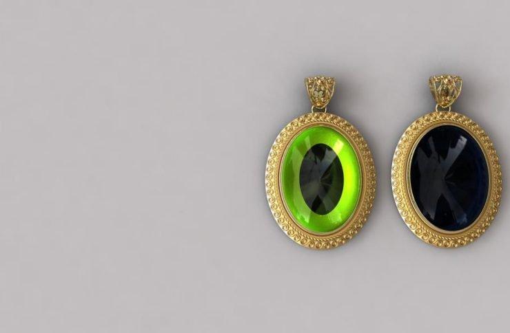 custom silver jewelry designs
