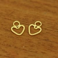 Sterling Silver Charms 9.4x 7.6mm – DG063