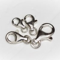 Sterling Silver Lobster Clasps