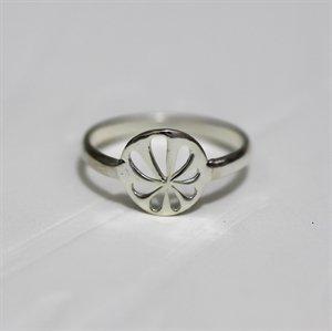 sterling silver lotus ring RG0635025