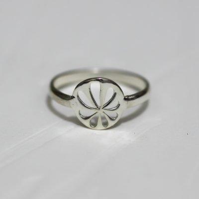 Lotus Cutout Ring