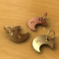 Stars and Moon Charms