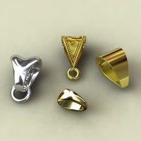 sterling silver bails manufacturer