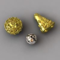 sterling silver beads - bali beads manufacturer