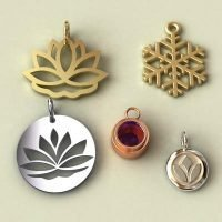 sterling silver charms manufacturer