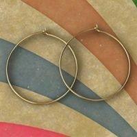 Sterling Silver  Ear wires  21 ga