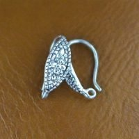 Sterling Silver  Ear wires - E8073