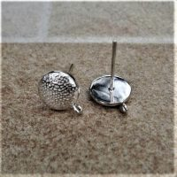 Sterling Silver Ear Post - EP005