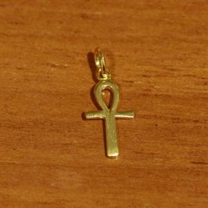 Sterling Silver Eternity Life Charm - CH047