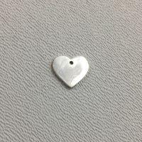 Sterling Silver Blank Heart