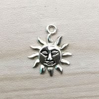 Sterling Silver Sunshine Charms - CH131