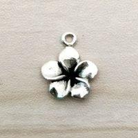 Sterling Silver Flower Charm – CH144
