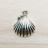 Sterling Silver Shell Charm – CH159