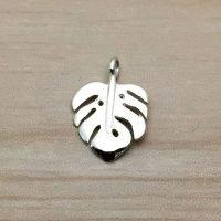 Sterling Silver Leaf Charm - LFT011