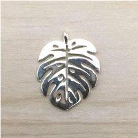 Sterling Silver Leaf Charm - LFT012